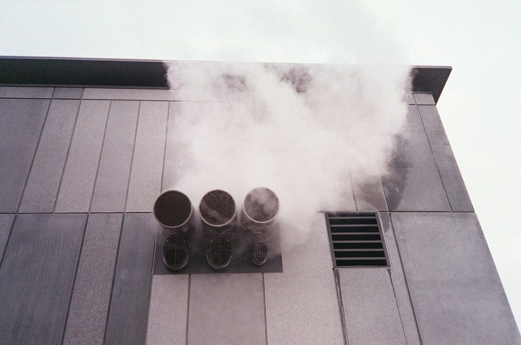 Ventilation pipes